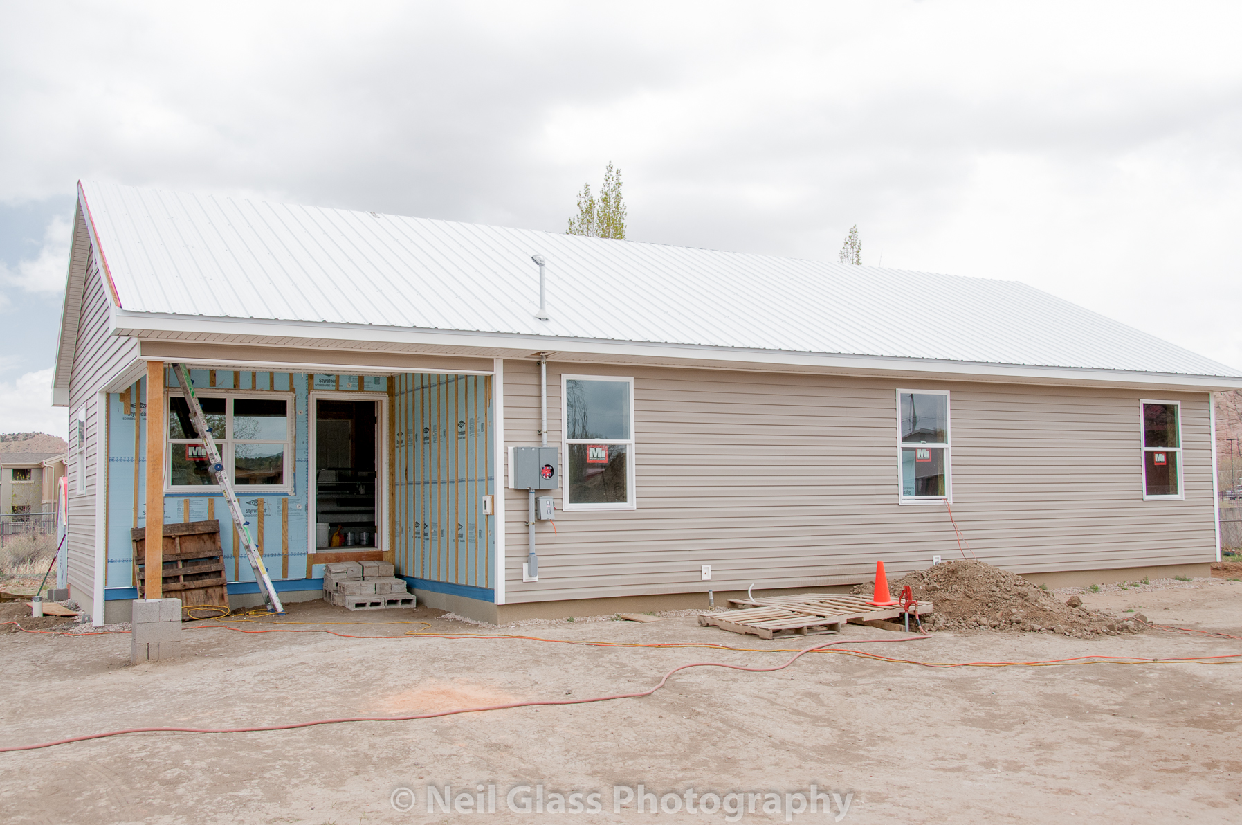 House 5 update may 19 habitat for humanity of gallup for Updating your house